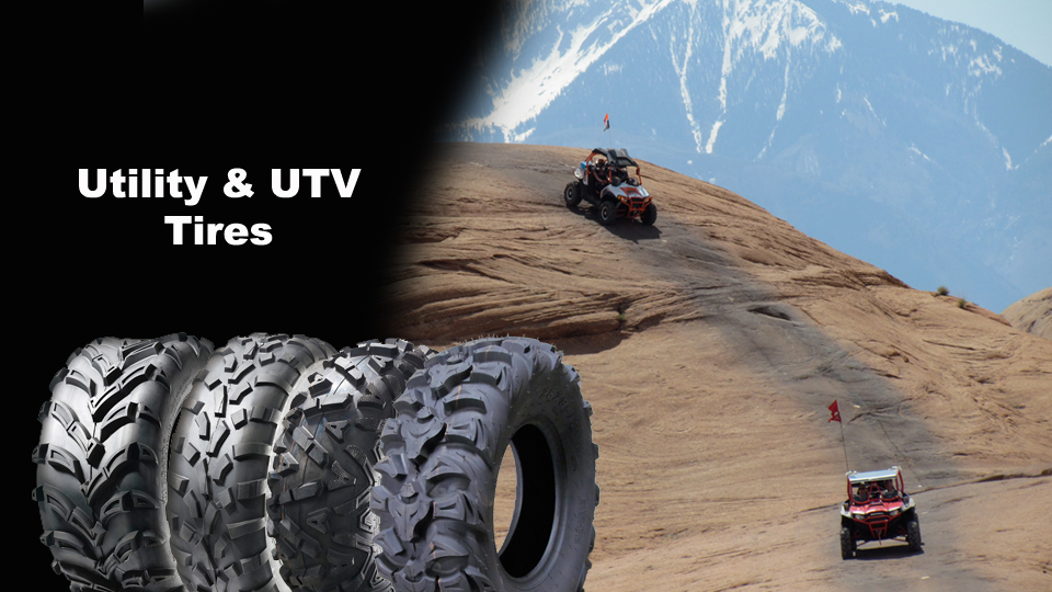 Utility & UTV Tires