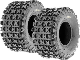 Set of 2 ATV Tires