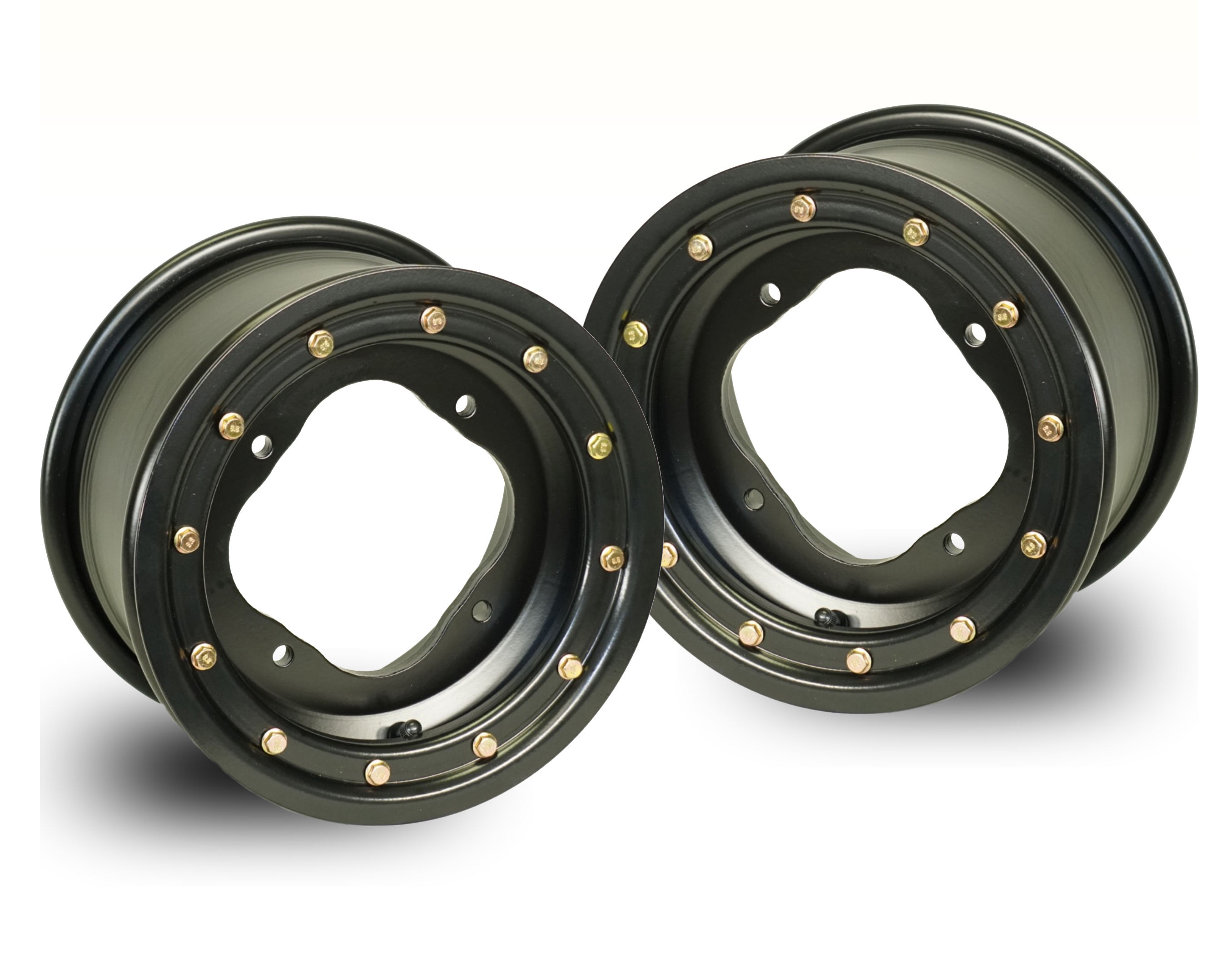 Silver-Tec ATV Beadlock Wheels